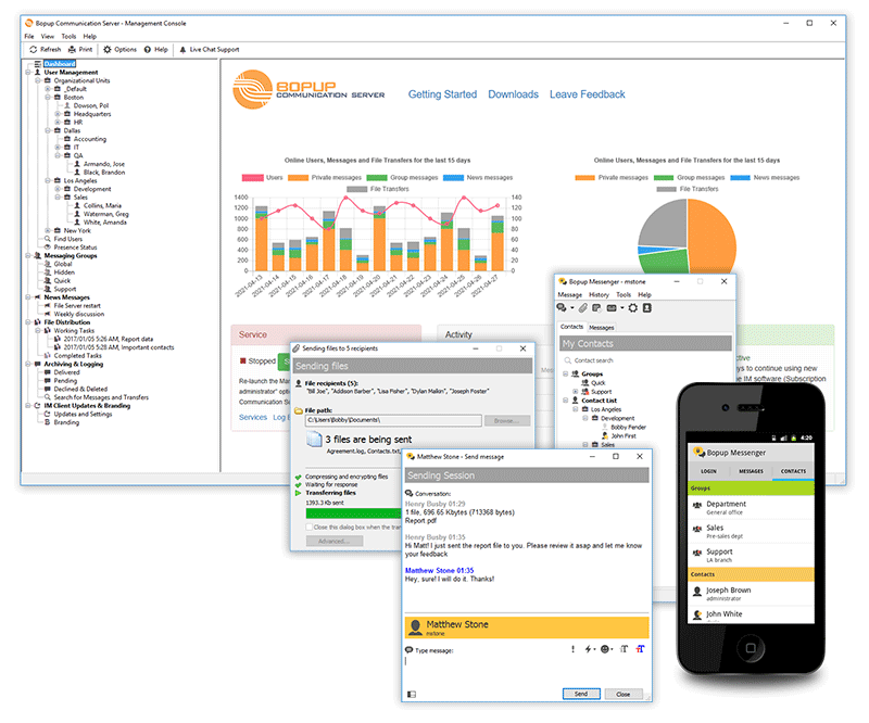 Bopup IM Suite Enterprise Pack 5.2