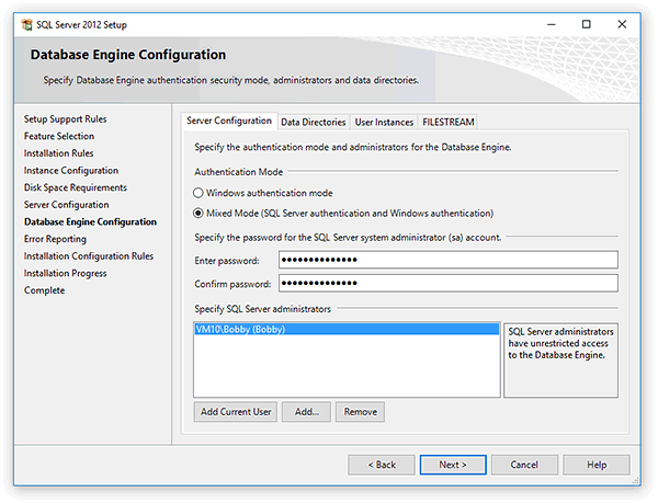 SQL Server 2005 Enterprise x64-adds